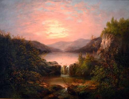 William Frerichs: North Carolina Landscape